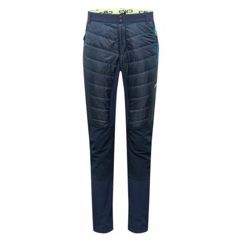 CMP Športové nohavice  modrá