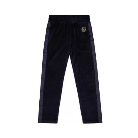 Guess Teplákové nohavice J94Q23 K93M0 Tmavomodrá Regular Fit