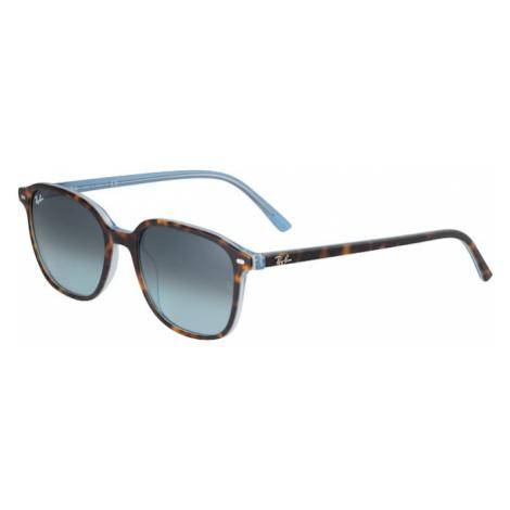 Ray-Ban Slnečné okuliare  svetlomodrá / hnedá / čierna