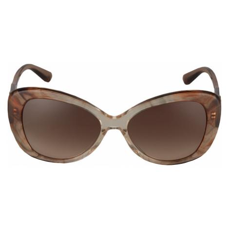 Michael Kors Slnečné okuliare  béžová / hnedá