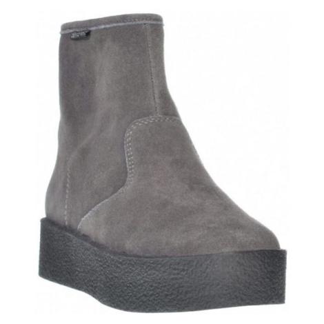 Avenue TABY tmavo sivá - Dámska zimná obuv