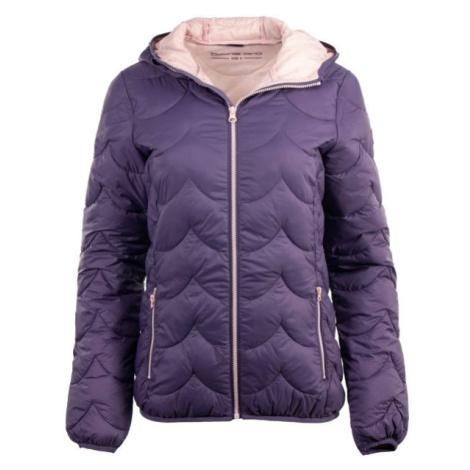 ALPINE PRO OLIVIA fialová - Dámska bunda