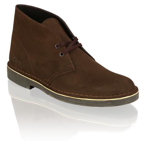 Clarks Desert Boot 2 hnedá