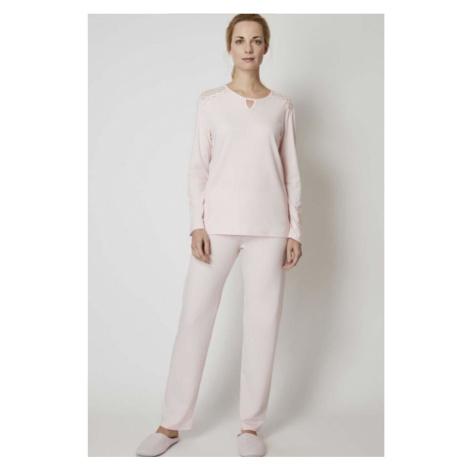 Pyžamo Lady Belty 19I-0160M-20 - barva:BELROS/ružová
