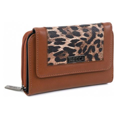 Doca hnedé peňaženka