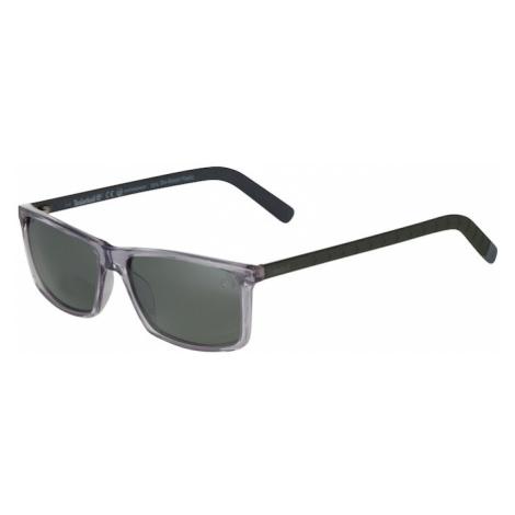TIMBERLAND Slnečné okuliare  sivá