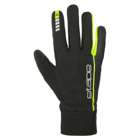 Etape PEAK WS+ čierna - Zimné rukavice