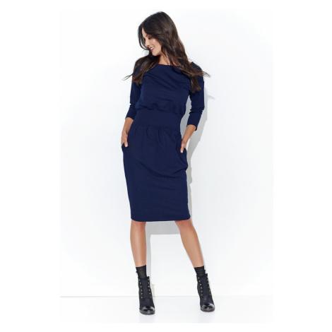 Numinou Woman's Dress Nu107 Dark