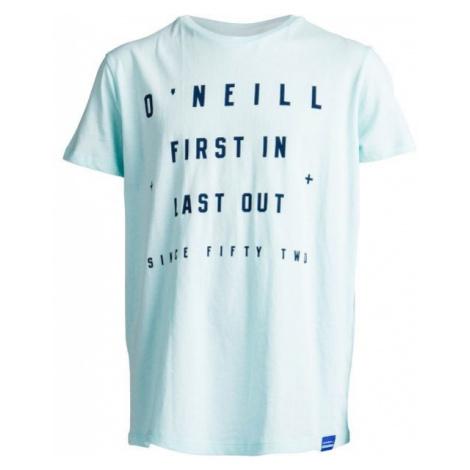O'Neill LB ONEILL 1952 S/SLV T-SHIRT modrá - Chlapčenské tričko