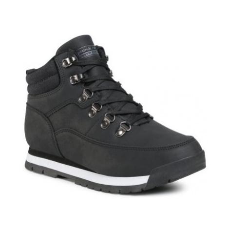 Šnurovacia obuv SPRANDI EARTH GEAR WP07-91354-03 koža ekologická