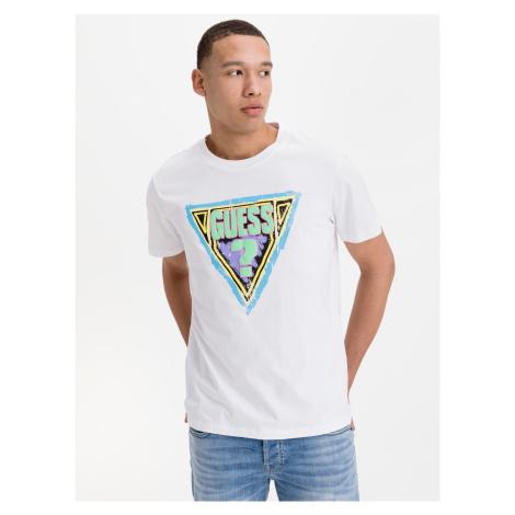 Pánske tričká Guess