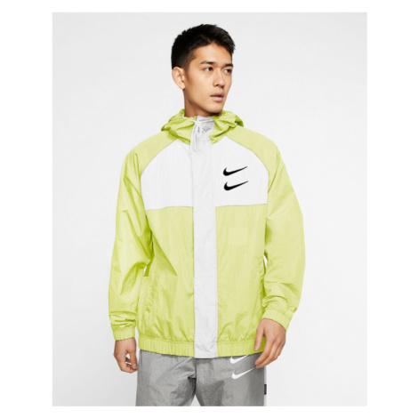 Nike Sportswear Bunda Zelená