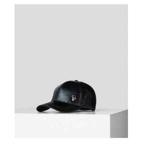 Šiltovka Karl Lagerfeld K/Ikonik 3D Pin Cap