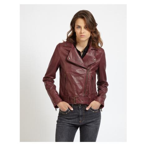 Bunda La Martina Woman Leather Jacket Leather