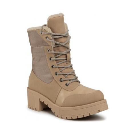Šnurovacia obuv Jenny Fairy WS5171-04 Ekologická koža/-Ekologická koža