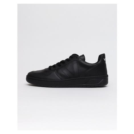 Veja V-10 BLACK_BLACK-SOLE