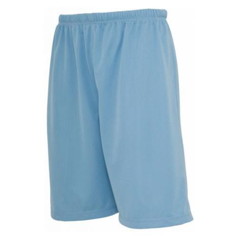 Urban Classics Bball Mesh Shorts skyblue - Veľkosť:XL