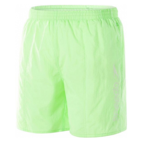 Speedo SCOPE 16 WATERSHORT svetlo zelená - Pánske plavecké šortky