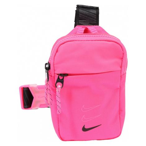 Nike Sportswear Športová taška 'Advance'  tmavosivá / ružová