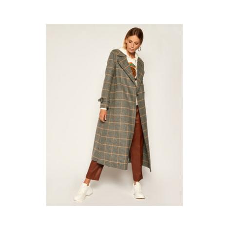 Weekend Max Mara Prechodný kabát Aldo 50160509 Sivá Regular Fit