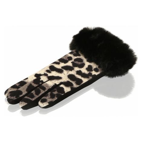 Lazzarini rukavice šedá