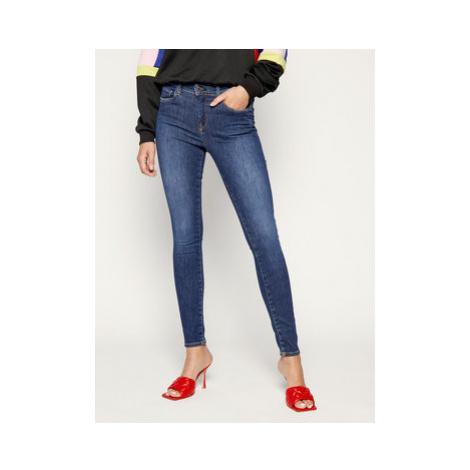 Pepe Jeans Skinny Fit džínsy Zoe PL203616 Tmavomodrá Skinny Fit