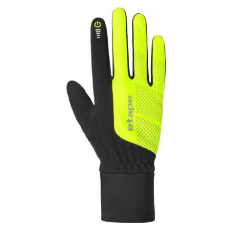 Etape SKIN WS+ žltá - Dámske zimné rukavice