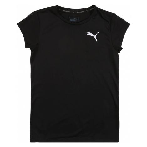 PUMA Funkčné tričko  čierna