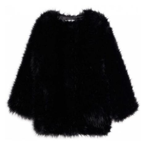 MANGO Prechodný kabát 'Polma'  čierna