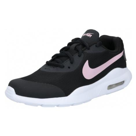 Nike Sportswear Tenisky 'Air Max Oketo'  ružová / čierna
