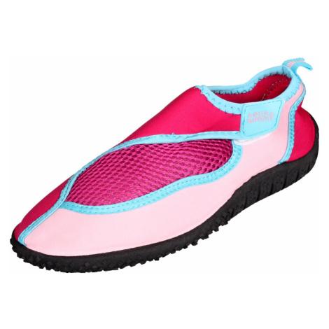 Topánky do vody AQUA-SPEED 26C detské ružové