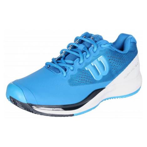 Rush Pro 3.0 Clay Court 2019 pánská tenisová obuv barva: červená;velikost (obuv / ponožky): UK 8 Wilson