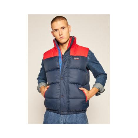 Tommy Jeans Vesta Corp DM0DM09380 Tmavomodrá Regular Fit Tommy Hilfiger