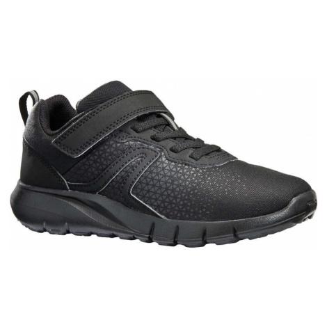 NEWFEEL Detská obuv na športovú chôdzu čierna ČIERNA 30