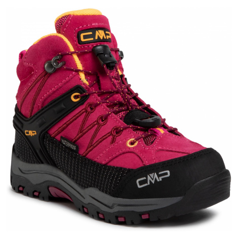 Trekingová obuv CMP - Rigel Mid Trekking Shoes Wp 3Q12944  Bouganville/Goji 06HE