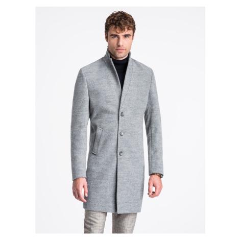 Pánsky kabát Ombre C425