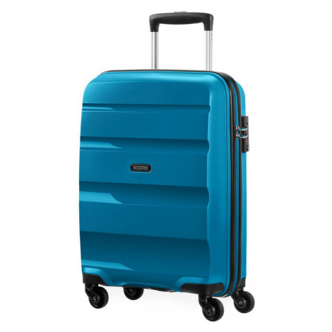 American Tourister Kabínový cestovný kufor Bon Air Spinner 85A 31,5 l - modrá