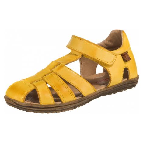 NATURINO Sandále  žlté