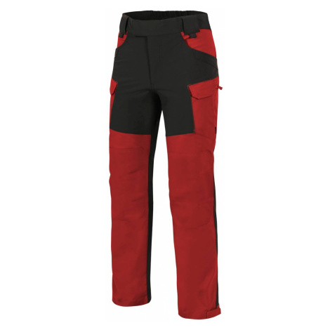 Kalhoty Helikon Hybrid Outback Pants® – Crimson Sky / Černá