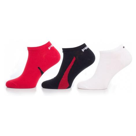 3PACK ponožky Puma viacfarebné (201203001 852) M