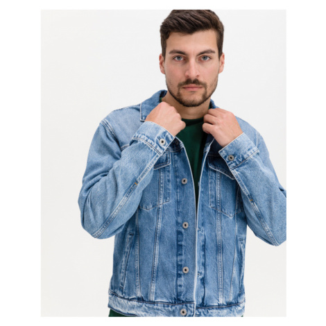 Pepe Jeans Pinner Bunda Modrá