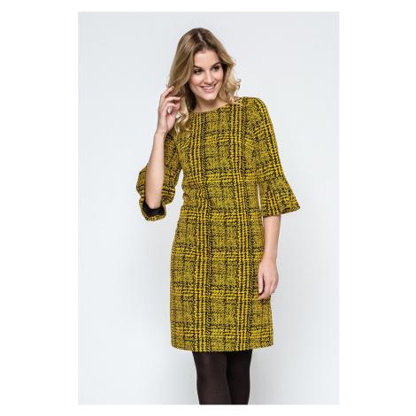 Žlté šaty 240034 Enny