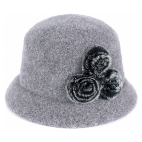Art Of Polo Woman's Hat cz18338 Grey