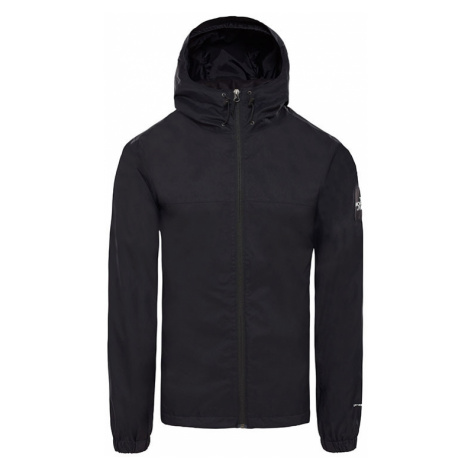 The North Face M Mountain Q Jacket Black White-S čierne NF00CR3QNM9-S
