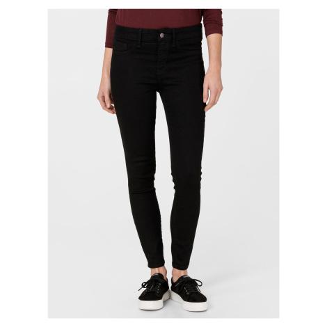 Jeans GAP Čierna