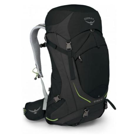 Osprey STRATOS 50 II M/L čierna - Turistický batoh