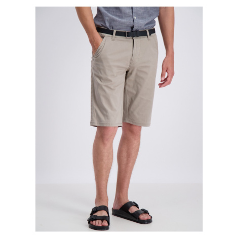 Lindbergh Beige Chino Shorts