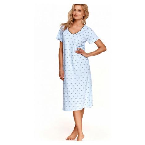 Krátka dámska nočná košeľa 2497 KARINA M-XL Jar 2021