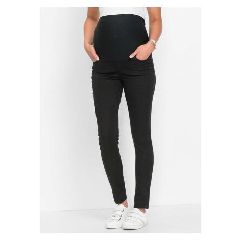Materské džínsy, super-streč, Skinny