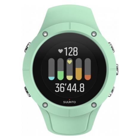 Suunto SPARTAN TRAINER WRIST HR zelená - Ľahké multišportové hodinky s GPS